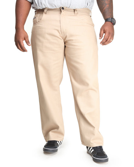 Enyce Khaki New Traditional Colored Denim (Big & Tall)