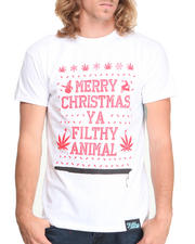 Filthy Dripped - Filthy Christmas T-Shirt