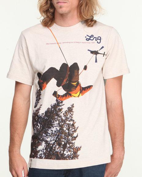 Lrg Cream T-Shirts
