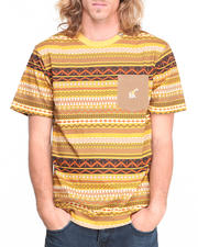 T-Shirts - Lion Rock Rock S/S Knit Tee