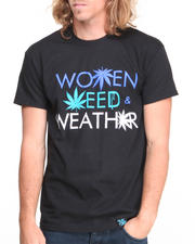 Filthy Dripped - Women Weed Weather T-Shirt
