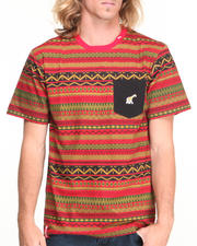 LRG - Lion Rock Rock S/S Knit Tee