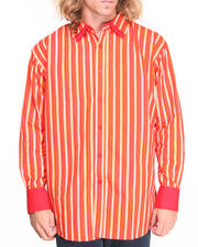 Holiday Shop - Men - Striped Woven Shirt