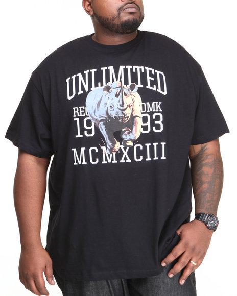 Ecko - Men Black Core Rampage T-Shirt (B&T)