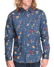 LRG - Father Nature L/S Button-Down