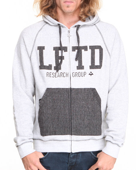 Lrg Lifted Varsity Zip Jacket