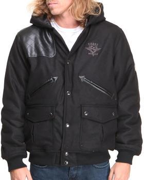 COOGI - Hooded Bomber Jacket