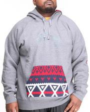 Men - Alpiner Pullover Hoodie (B&T)
