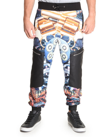 Double Needle - Rambo Sublimated Pants