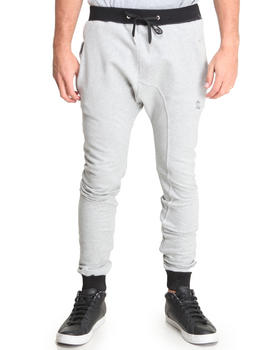 Double Needle - Dark City Fleece Pants