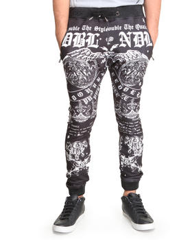 Double Needle - Anarchy Sublimated Pants