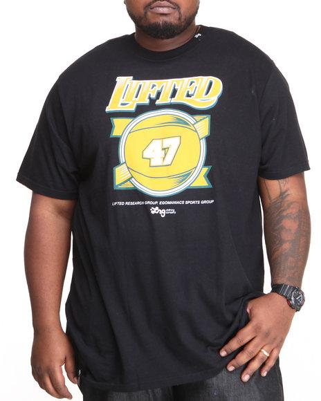 LRG Black The Lifted Basketball S/S Tee (Big & Tall)