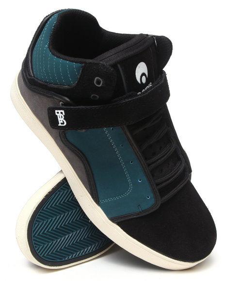 Osiris - Men Black,Cream,Grey Bingaman Vlc Sneakers