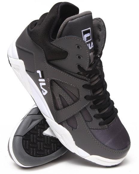 Fila Grey Cage Sneaker