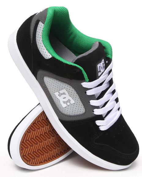 DC Shoes Black Union Sneakers