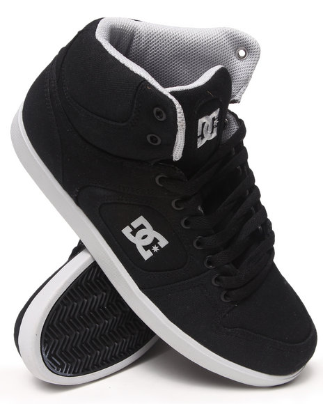 DC Shoes Black Union High Tx Sneakers