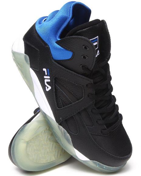 Fila Black,Blue Cage Sneaker