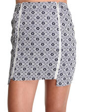 Fall Shop - Women - Floral Print Skirt