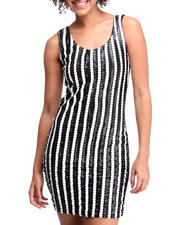 Holiday Shop - Women - Speedway sequin tank dress
