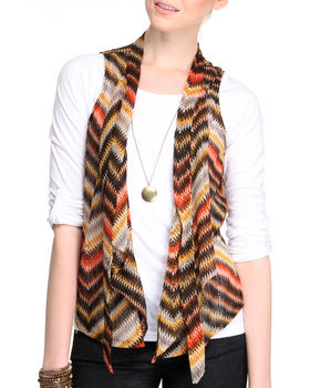 DJP OUTLET - Aiden Knit Sweater Vest