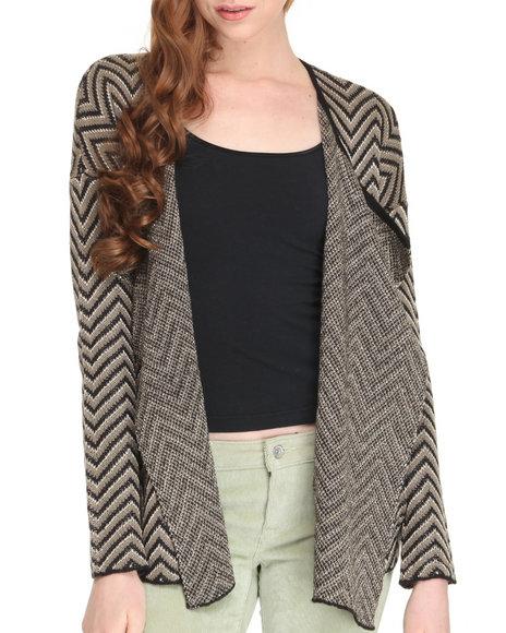 Djp Outlet - Women Khaki Zillah Sweater