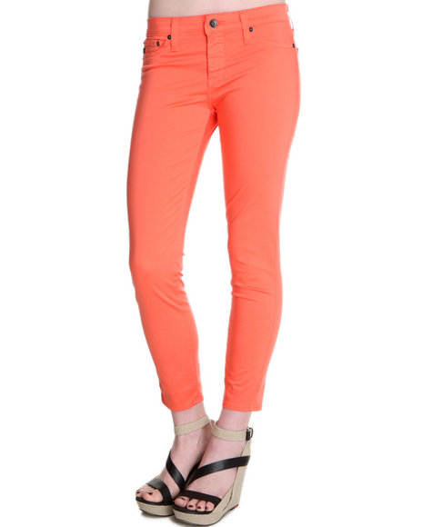 Djp Outlet Orange Pants