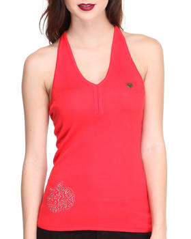 Apple Bottoms - Fitted S/l Top