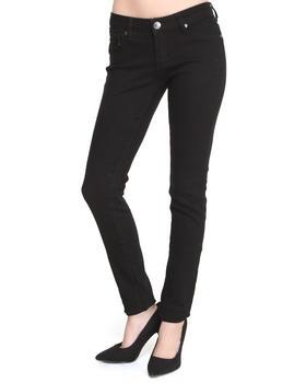 Basic Essentials - Super Stretch Skinny Jean Pants