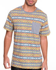 LRG - Kente Pocket S/S Tee