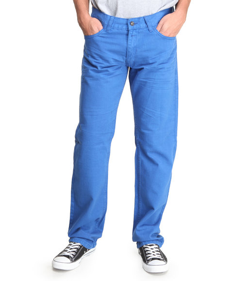Rocawear - Men Blue Fifth Element Straight - Fit Denim Jeans