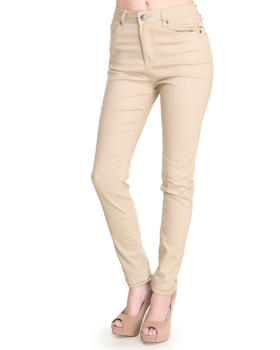 Basic Essentials - Han High Waisted Skinny Jean