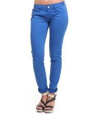 Women - Cult Of Individuality Twill Teaser Skinny Pants