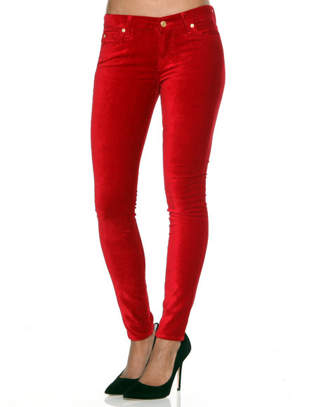 Djp Outlet Red Jeans