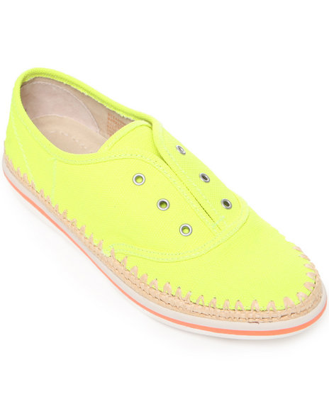 Djp Outlet - Women Lime Green Boutique 9 Kadence Sneaker