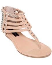 Sandals - STEVEN by Steve Madden INDYANA STUDDED SANDAL