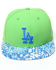 New Era - Los Angeles Dodgers Ostrich Vize Snake 950 strapback hat