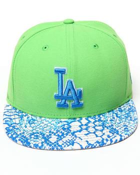 New Era - Los Angeles Dodgers Ostrich Vize Snake 950 strapback hat