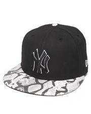 New Era - New York Yankees Snake-Thru Strapback Hat