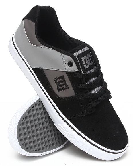 DC Shoes Black Bridge Sneakers