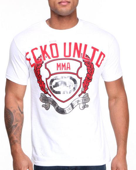 Ecko - Men White Purveyor T-Shirt
