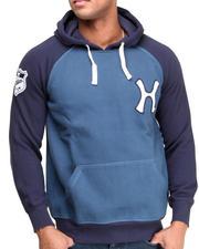 Pullover Sweatshirts - N Y C Pullover Hoodie