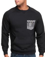Rocksmith - Freetown Pocket Crewneck Sweatshirts