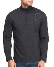 Calvin Klein - Long Sleeve 1/4 Zip Sporty Pullover