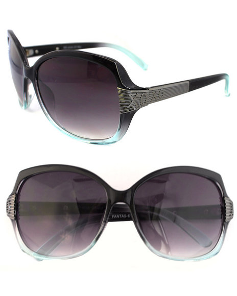 Xoxo Women Gradient  2-Tone Sunglasses Blue
