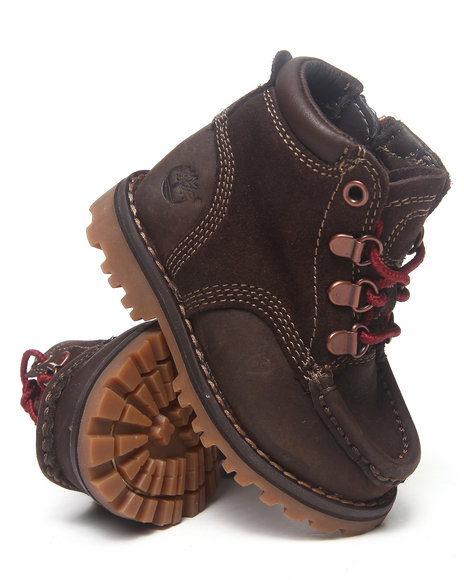 Timberland - Boys Brown Earthkeepers Asphalt Trail Shoes - $34.99