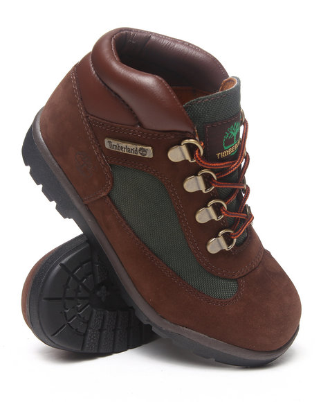 Timberland Brown Pre-School (4 Yrs+)