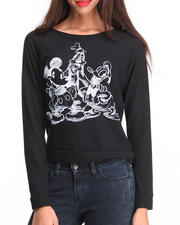 Women - Disney Friends Soft Pullover
