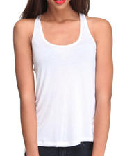 Basic Essentials - Basic Racerback Hi-Lo Tank