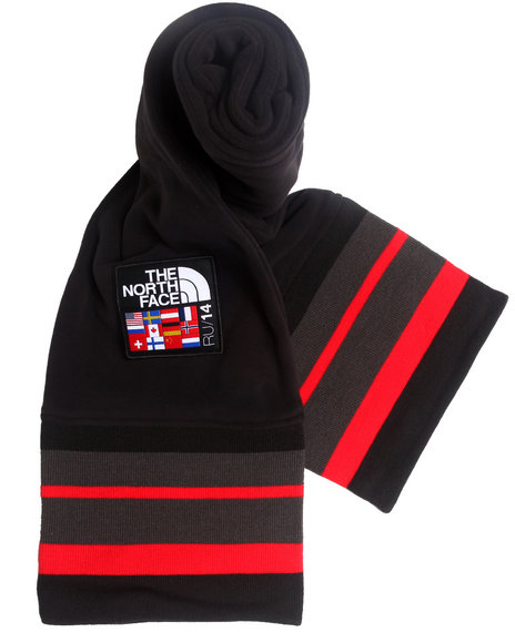 The North Face International Mountain Scarf Black
