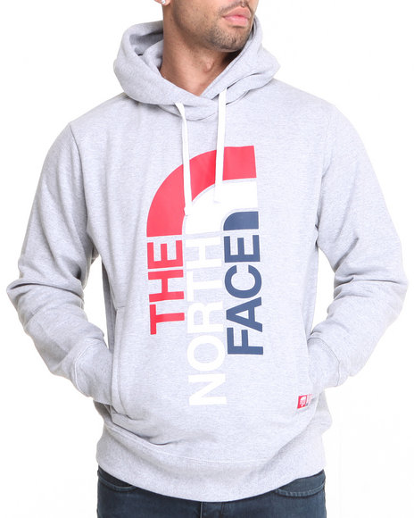 The North Face Grey International Pullover Hoodie